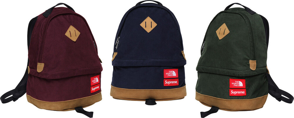 2012 supreme tnf day pack backpack