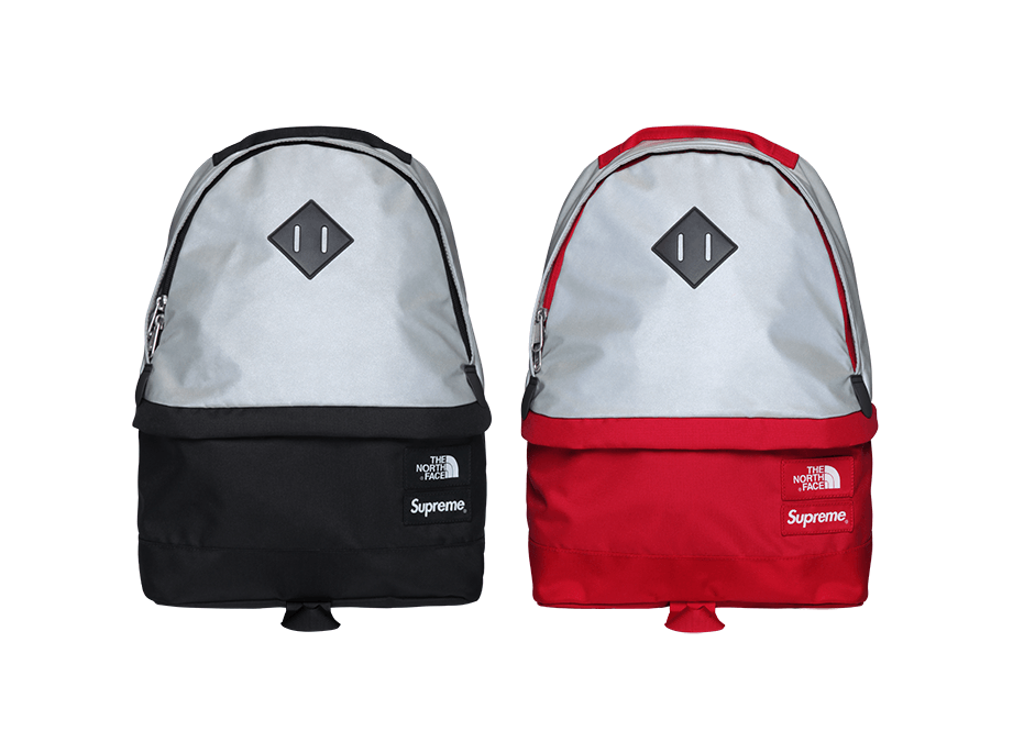 2013 supreme tnf day pack backpack
