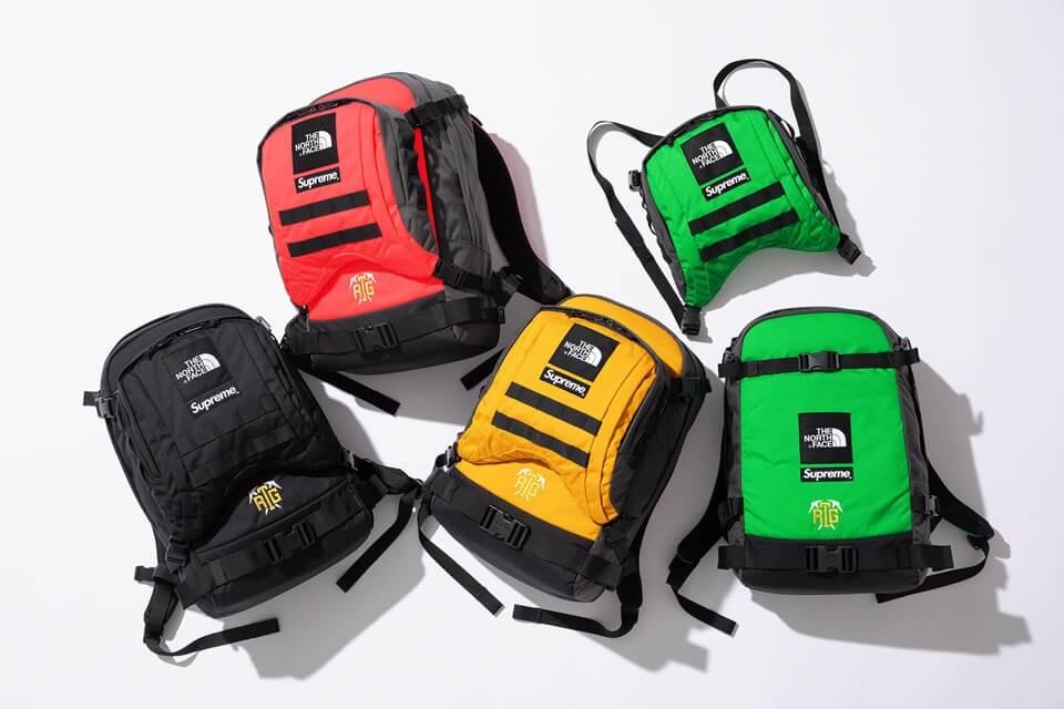 2020 supreme tnf rtg backpack