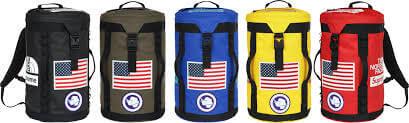 2017 supreme tnf big haul backpack
