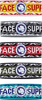 2017 supreme tnf headband