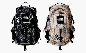 2012 supreme tnf hotshot backpack