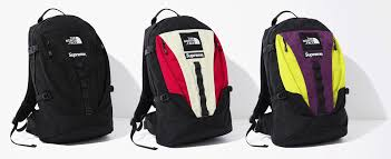 2018 supreme tnf expedition backpack