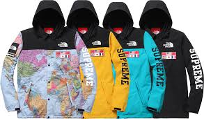 2014 supreme tnf expedition coach jacket