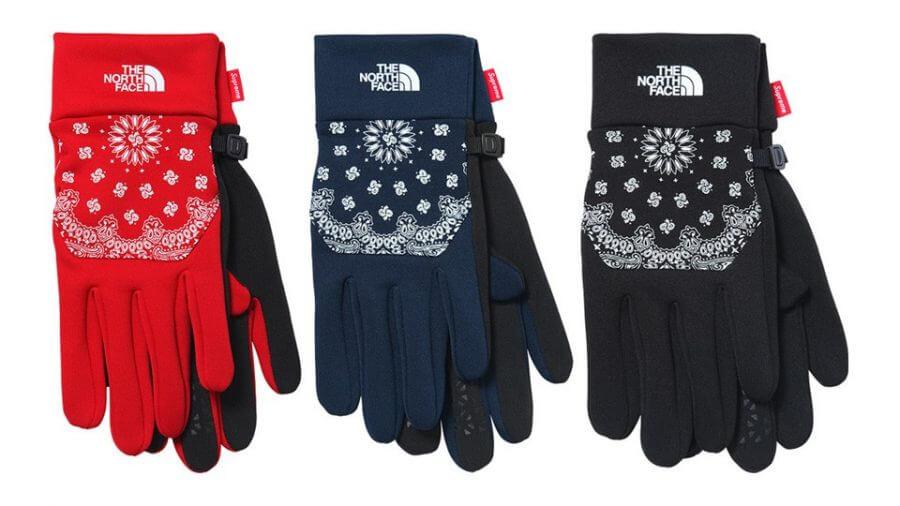 2014 supreme tnf etip glove