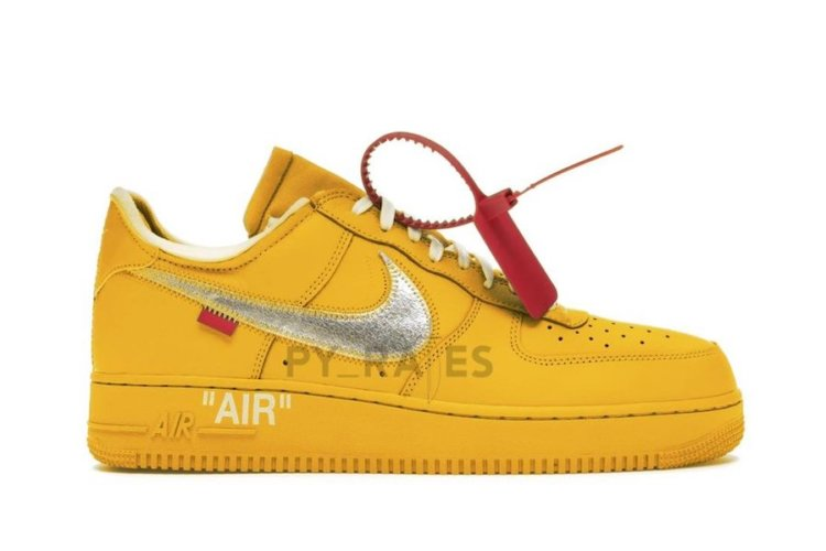 nike off-white air force1