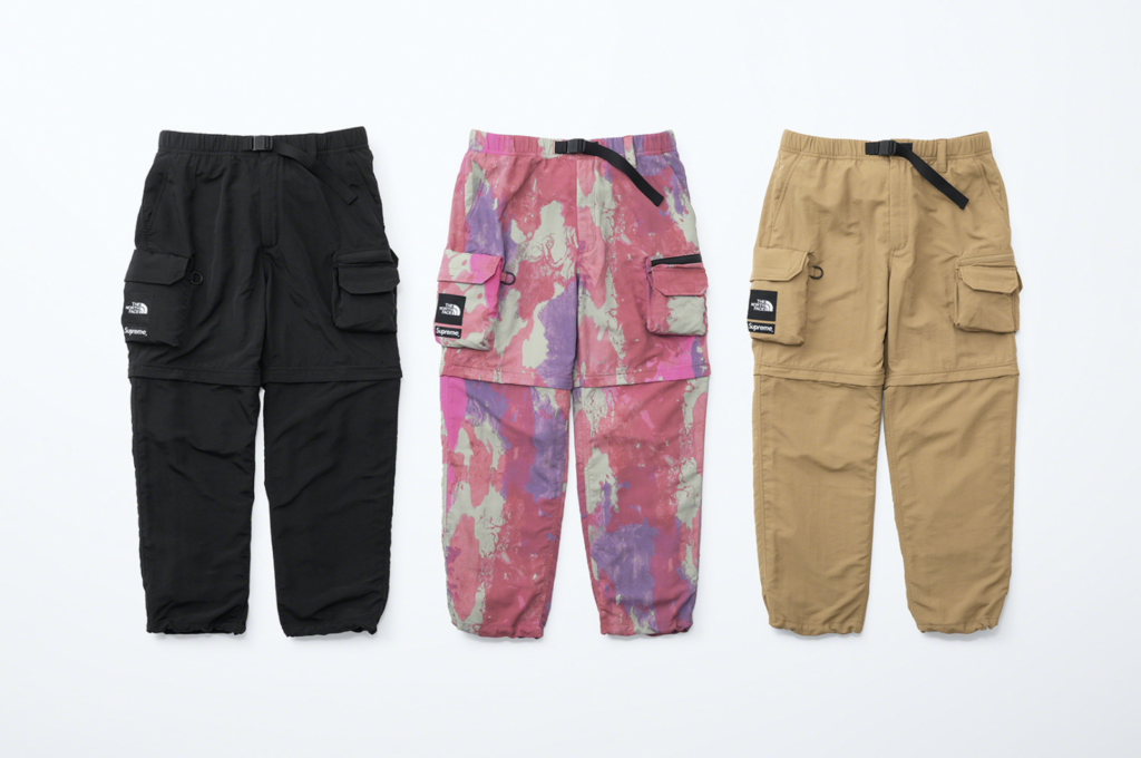 20SS SUPREME BELTED CARGO PANT