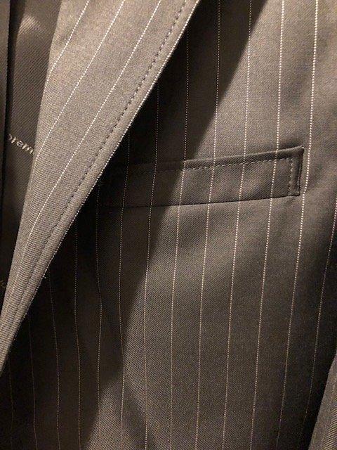 supreme wool suit