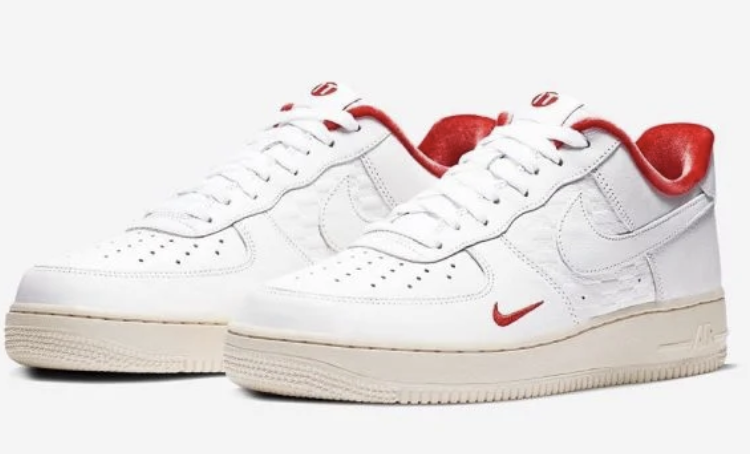 KITH × NIKE AIR FORCE 1 LOW