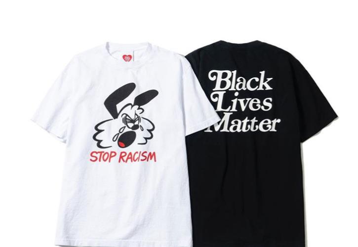 VERDY BLACK LIVES MATTER