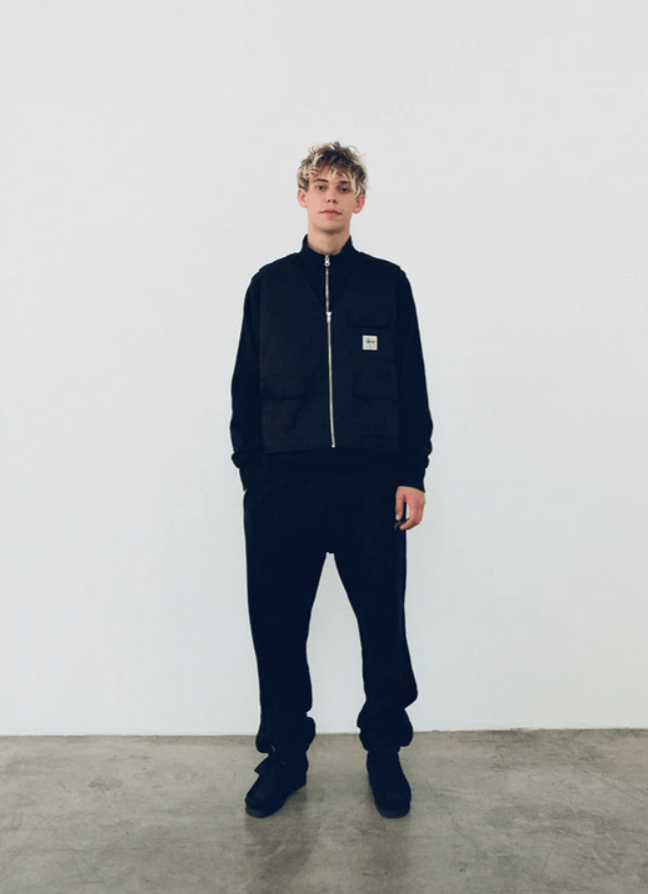 STUSSY 2020AW COLLECTION LOOKBOOK