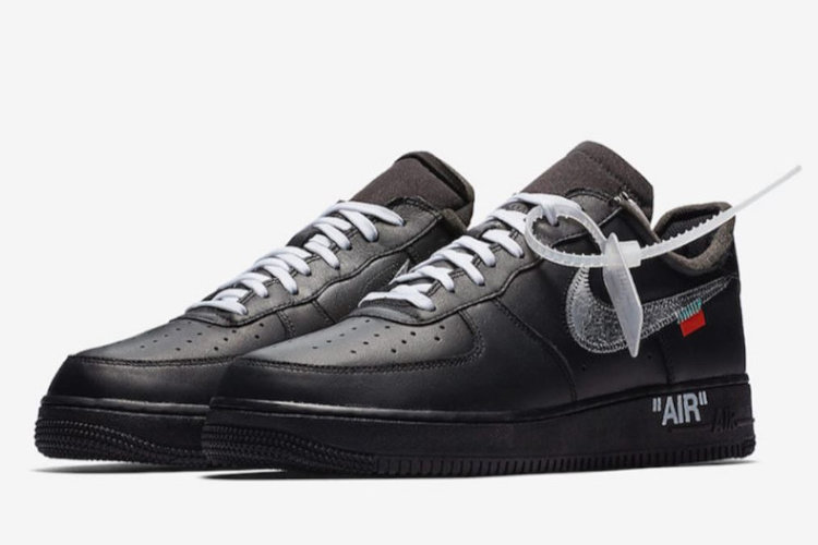 OFF-WHITE NIKE AIR FORCE1 MOMA