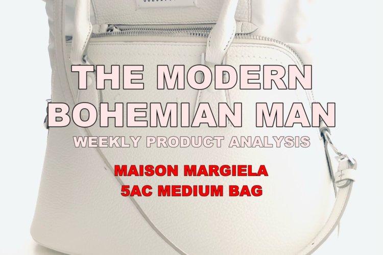 MAISON MARGIELA 5AC MEDIUM BAG