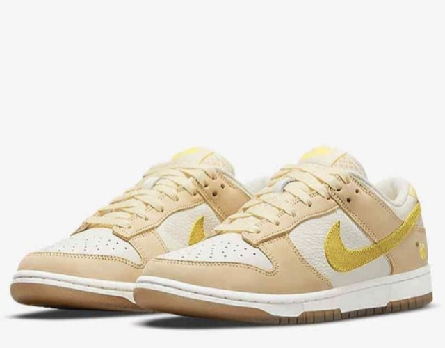 NIKE DUNK LOW LEMON DROP