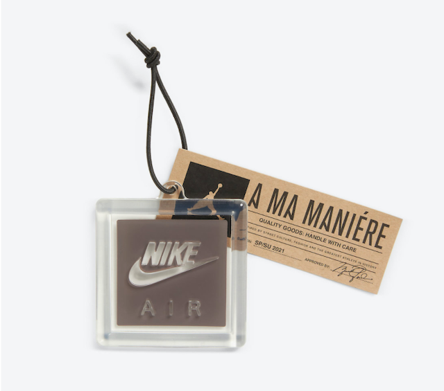A MA MANIERE NIKE AIR JORDAN3