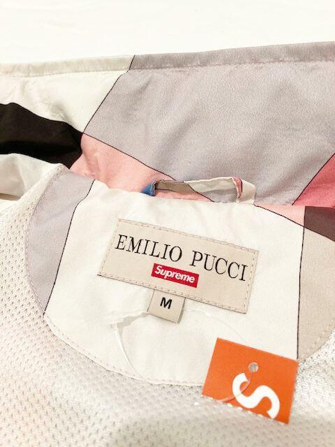 SUPREME EMILIO PUCCI SPORT JACKET
