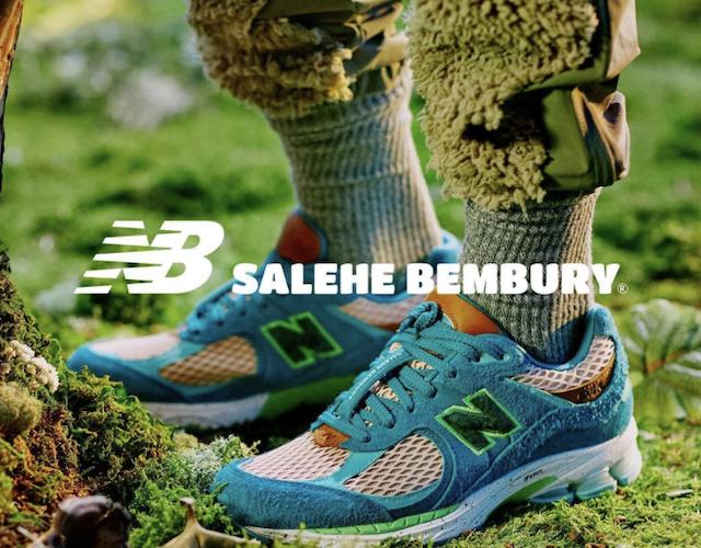 SALEHE BEMBURY NEW BALANCE ML2002R