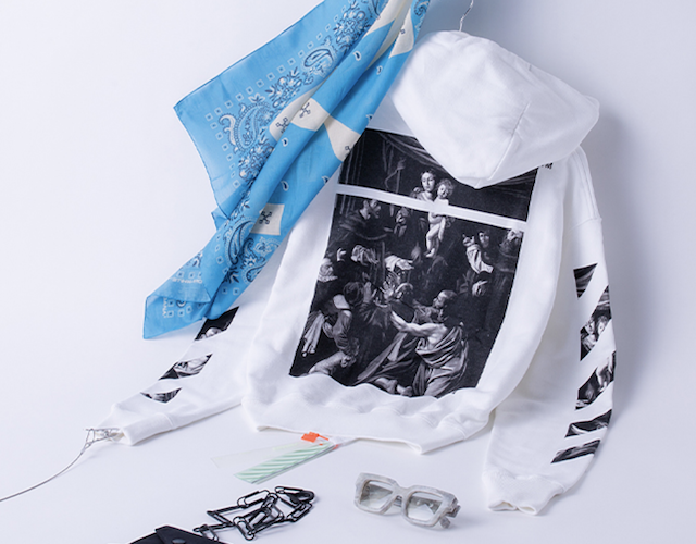 GILT OFF-WHITE SPECIAL SALE