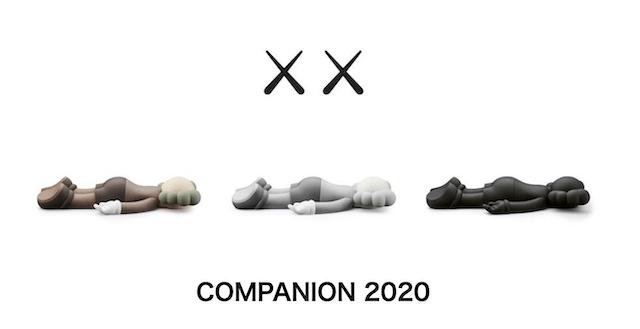 KAWS COMPANION 2020