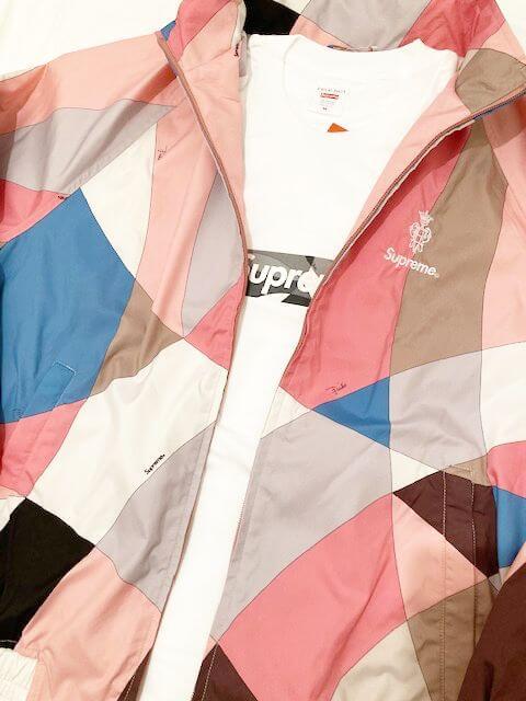 supreme emilio pucci box logo sport jacket