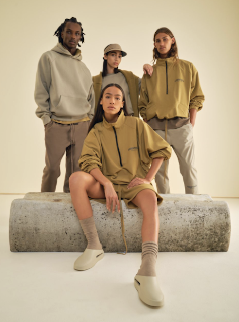 ESSENTIALS 2021AW COLLECTION