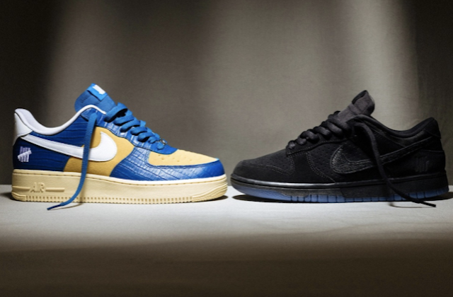 UNDEFEATED NIKE AIR FORCE1 DUNK