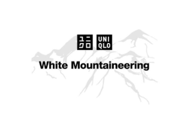 UNIQLO WHITE MOUNTAINEERING 2021AW